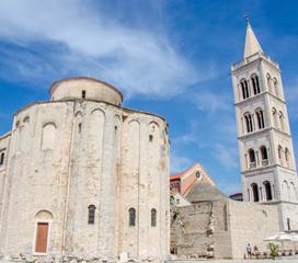 Kirche Sveti Donat in Zadar