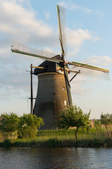 Orchard windmill
