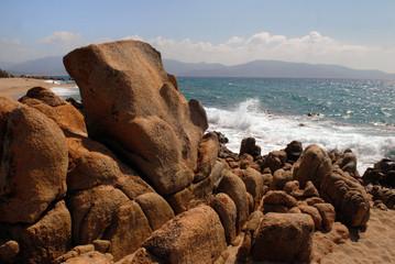 Les rochers d'Abbartello