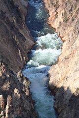 Yellowstone - Grand Canyon / Yellowstone River