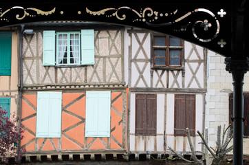 Mirepoix facade