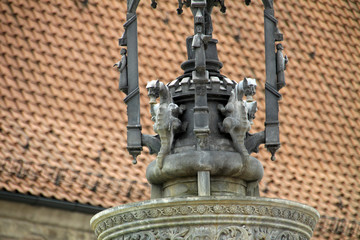 Altstadtmarktbrunnen Braunschweig
