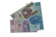 polish banknote zloty pln