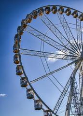Panoramic wheel of Paris