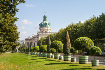 Carlottenburg Palace, Berlin, Germany