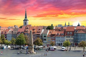 Erfurt in Thüringen