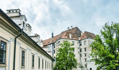 Prague, Czech Republic. City architecture