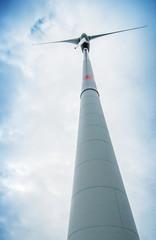 Modern industrial windmill