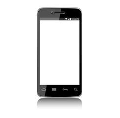 Smart Phone Black