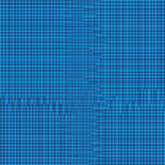 Blue textured background with grid