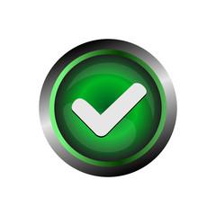 Acceptconfirm icon button