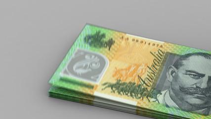 Counting Australian Dollar