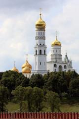 Колокольня Иван Великий в Кремле.