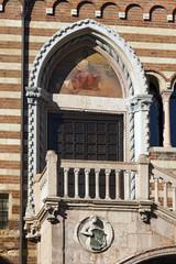 Palazzo della Ragione - Verona Italy