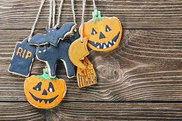 handmade cookies for Halloween
