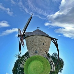 HDR moulin à vent