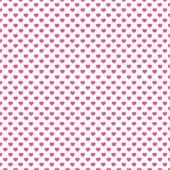 heart seamless pattern background. vector illustration.