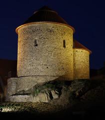 Rotunda of St. Catherine Czech republic