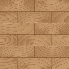 Wood plank for background, vector illustration