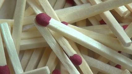 Matches, Match Sticks, Fire