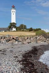 Steinmeer und Leuchtturm