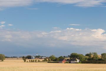 Bauernhöfe auf Langeland