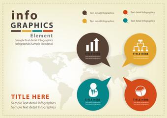 Modern infographics Vector Design