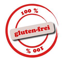 100 % gluten-frei