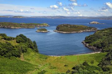 Schottland, Küste