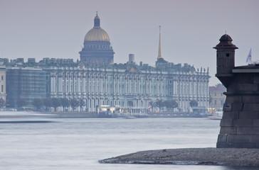 The Neva River, St. Petersburg