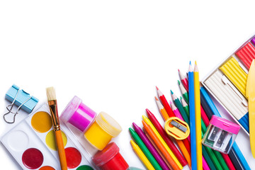 Materials for children's creativity