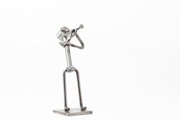 stainless steel Jazz Trumpet