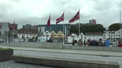 Stavanger en norvège