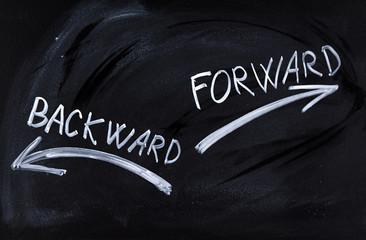 Handwrite onchalkboard