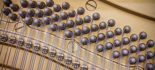 Piano Pins, Strings