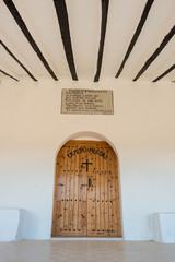 Ermita de Pradas. Teruel. España