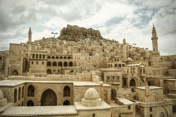 Mardin w Houses@Turkey