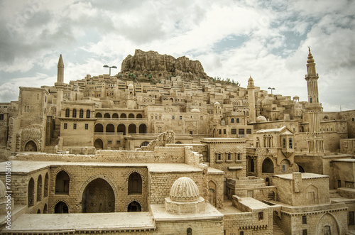Mardin Houses@Turkey - 70115316