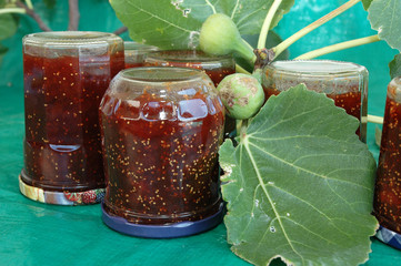 Confiture figues 6