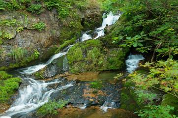 銀山温泉 洗心峡