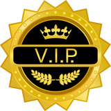 VIP Gold Badge