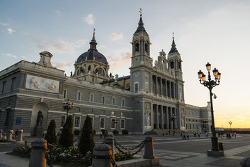 Cathedral, Madrid
