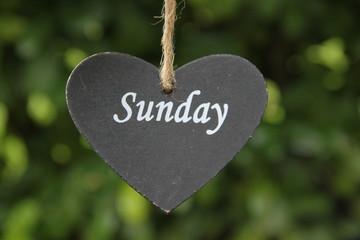 Einen schönen Sonntag