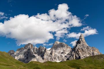 Pale di San Martino, landscape