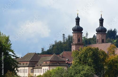 canvas print picture Kirche