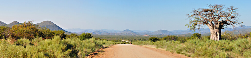Kaokoveld panorama