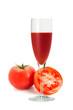 トマトジュースとトマト