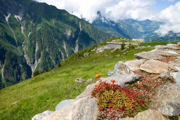 Zillertal - Alpen