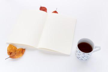 読書とティータイム