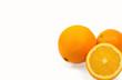 image of a fresh whole orange